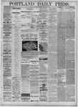 Portland Daily Press: February 16,1881