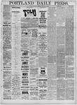 Portland Daily Press: February 17,1881