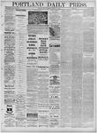 Portland Daily Press: February 18,1881