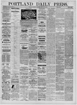 Portland Daily Press: February 28,1881