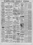 Portland Daily Press: March 28,1881