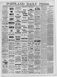 Portland Daily Press: March 29,1881