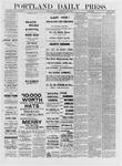 Portland Daily Press: April 05,1881