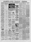 Portland Daily Press: April 18,1881