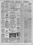 Portland Daily Press: April 27,1881