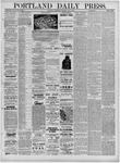 Portland Daily Press: May 04,1881