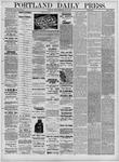 Portland Daily Press: May 06,1881
