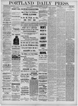 Portland Daily Press: May 07,1881