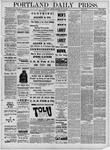 Portland Daily Press: May 10,1881