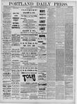 Portland Daily Press: May 12,1881
