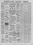 Portland Daily Press: May 14,1881