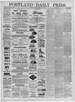 Portland Daily Press: May 24,1881
