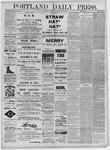 Portland Daily Press: June 02,1881
