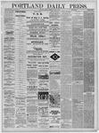 Portland Daily Press: June 06,1881