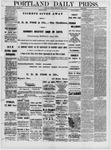 Portland Daily Press: June 17,1881