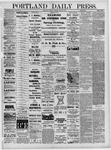 Portland Daily Press: June 20,1881