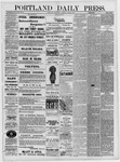 Portland Daily Press: June 29,1881