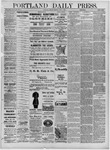 Portland Daily Press: July 01,1881