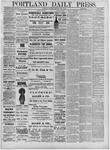 Portland Daily Press: July 02,1881