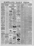 Portland Daily Press: July 11,1881