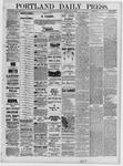 Portland Daily Press: July 13,1881