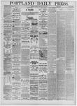 Portland Daily Press: July 18,1881