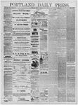 Portland Daily Press: July 28,1881