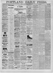 Portland Daily Press: August 01,1881