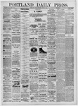 Portland Daily Press: August 08,1881