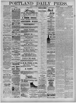 Portland Daily Press: August 20,1881