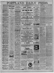 Portland Daily Press: September 02,1881