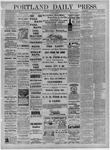 Portland Daily Press: September 08,1881