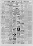Portland Daily Press: September 09,1881