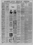 Portland Daily Press: November 18,1881