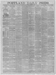 Portland Daily Press: December 01,1881