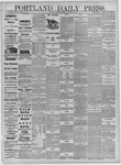 Portland Daily Press: December 05,1881