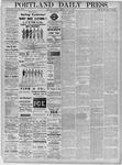Portland Daily Press: December 10,1881
