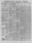 Portland Daily Press: December 12,1881