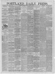 Portland Daily Press: December 15,1881