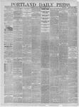 Portland Daily Press: December 16,1881