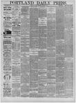 Portland Daily Press: December 17,1881
