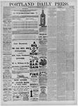 Portland Daily Press: December 19,1881