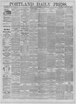 Portland Daily Press: December 20,1881