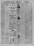 Portland Daily Press: December 21,1881