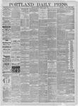 Portland Daily Press: June 02,1885
