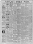 Portland Daily Press: June 05,1885