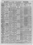 Portland Daily Press: June 11,1885