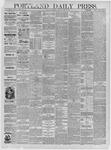 Portland Daily Press: June 12,1885