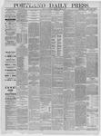 Portland Daily Press: June 13,1885