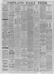 Portland Daily Press: June 16,1885